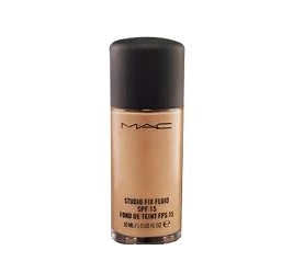 MAC Studio Fix Foundation. Photo courtesy www.lashpashcosmetics.co.uk